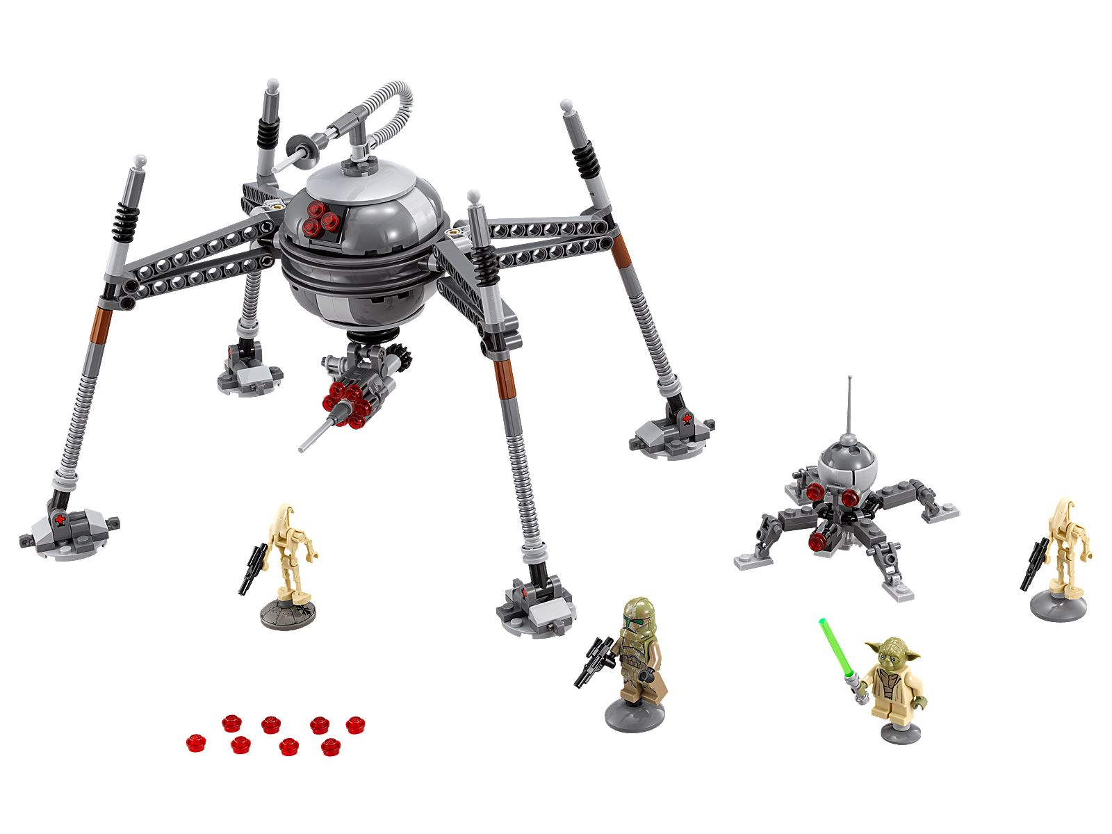 Lego 75142 Homing Spider Droid 2016 Star Wars Set posted