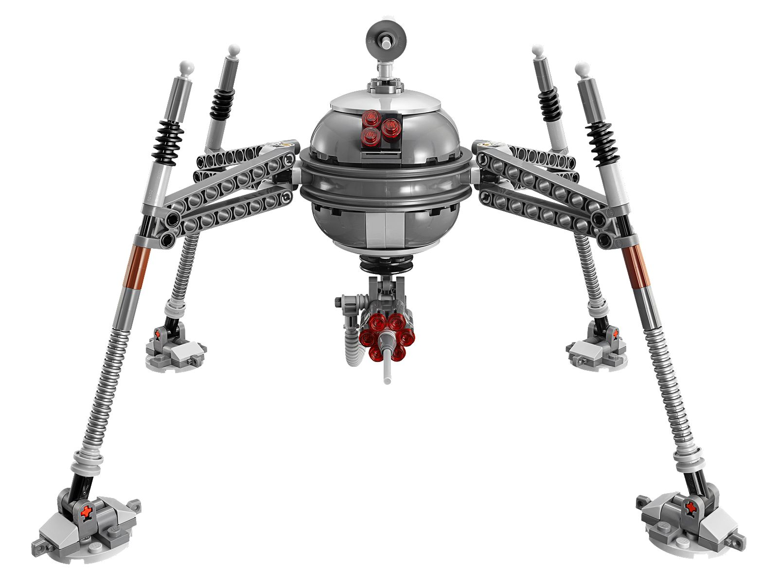 Lego 75142 Homing Spider Droid 2016 Star Wars Set (4)