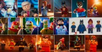 We see some new Villians in the Lego Batman Movie Trailer ...