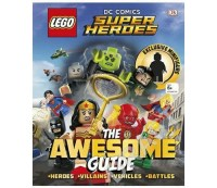 Lego DC Comics - The Awesome Book with Exclusive ...