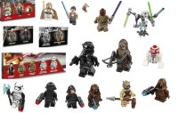 Lego Star Wars Minifigure Official Images have arrived for