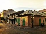 Magic Hour in the French Quarter