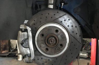 R53 Brake Upgrade – R56 Mini Cooper S Calliper Kit