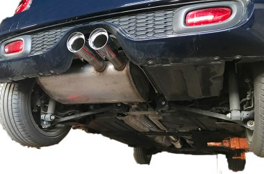 F56 JCW Exhaust Upgrade