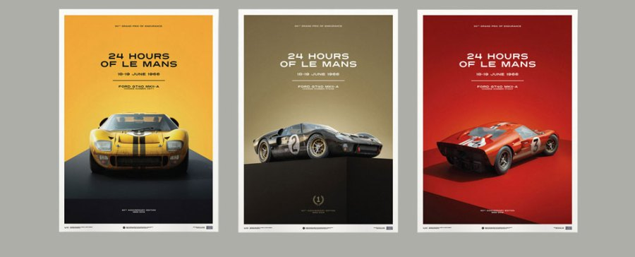 Posters from Automobilist Unique & Limited