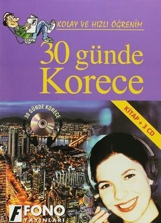 Fono 30 Günde Korece Kitabı