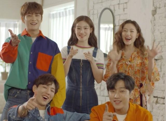 My First First Love Oyuncuları,kore dizi konusu ,kore blog