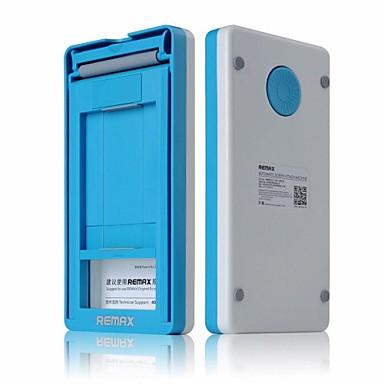 Protector de pantalla universal automático adjuntar protector de pantalla de la máquina aplicando asistente para Samsung, iphone y otros