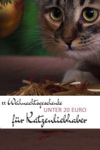 12 Weihnachtsgeschenke für Katzenliebhaber