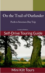 New eBook available On the Trail of Outlander: Perth to Inverness