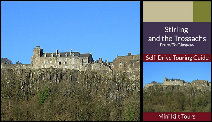 Stirling and the Trossachs from Glasgow eBook