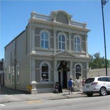 Iconic Buildings In Zealand Region Rank