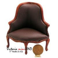 4 Triangle Sofa/Love Seat for 1:12 Scale dollhouse