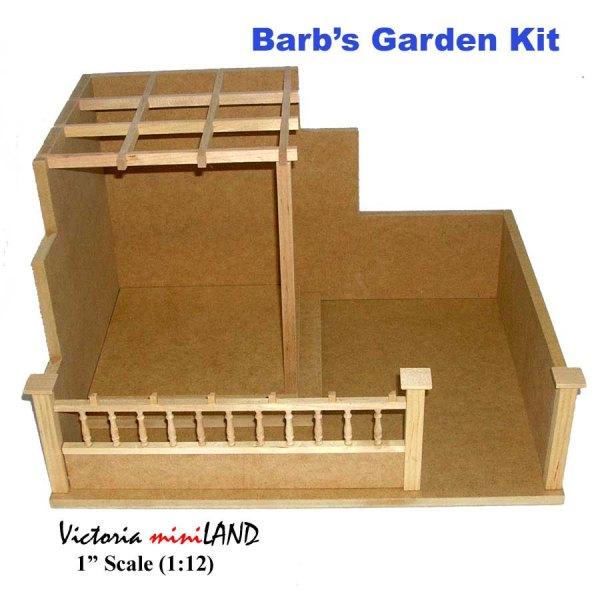 miniature barb's garden kit 1 12