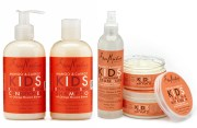 shea moisture baby & kids collections