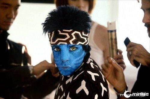 Zoo'lander - Blue Steel - Avatar Photoshop por Avatizer.