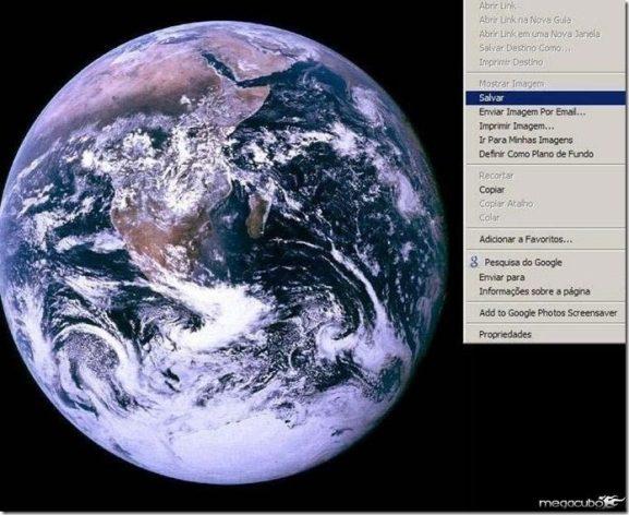 como salvar o planeta em 5 segundos