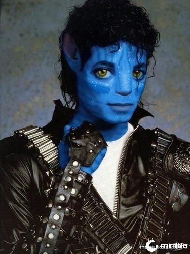 Mi'chael Jack'son - Avatar Photoshop  por Avatizer.