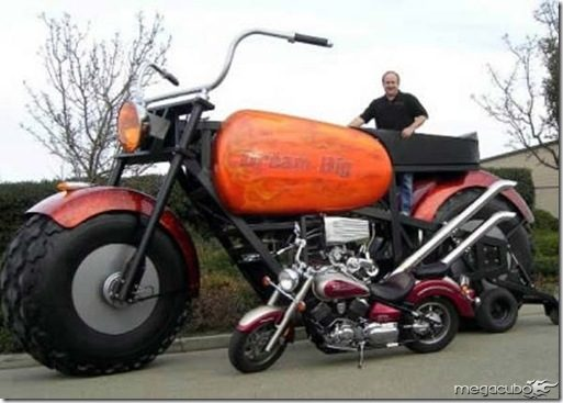 maior moto
