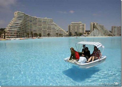 maior piscina