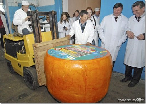 maior queijo
