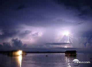 most bizarre phenomenon eternal lightning in venezuela