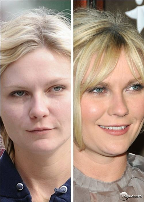 Celebrities-with-and-Without-Make-Up-017