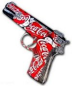 coca-cola gun