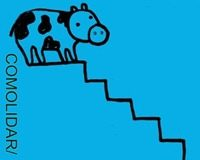 vaca escada comolidar
