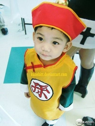 gohan-baby