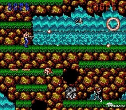 Contra_NES_ScreenShot4