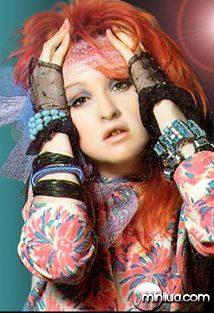 Cyndi Lauper sexy80s