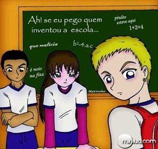 1 escola