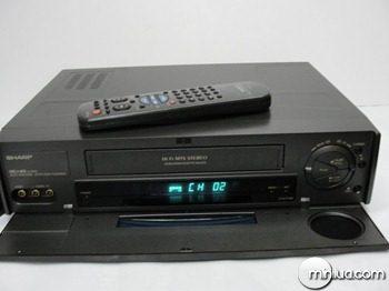 videocasseteSHARPVC-18005