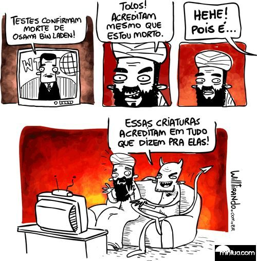 Morte-Osama