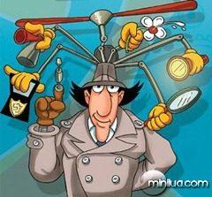 Inspetor Bugiganga
