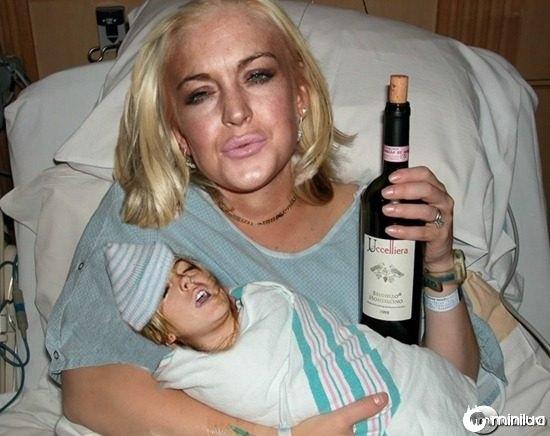 Lindsey-Lohan-and-Baby-Lindsey--85786