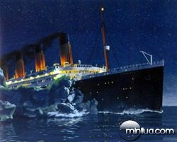 titanic iceberg 1
