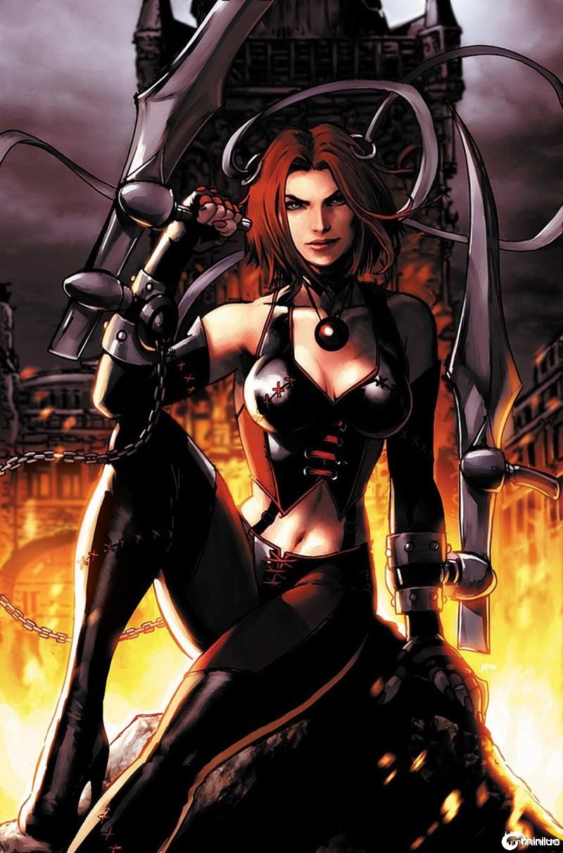 Bloodrayne_cover_by_JPRart