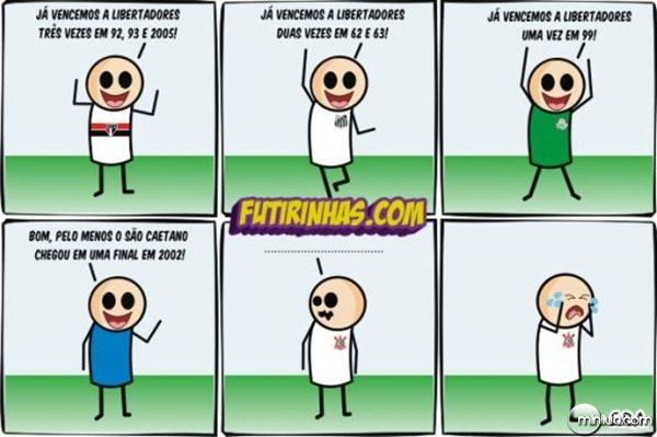 libertadores_santos_sao_paulo_palmeiras_corinthians_humor_tirinha_futebol
