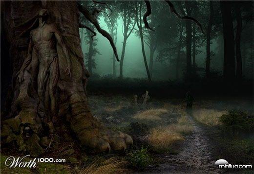ghoul-tree