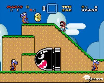 nes27 Super Mario World