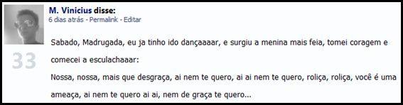 2comentarioM.Vinicius