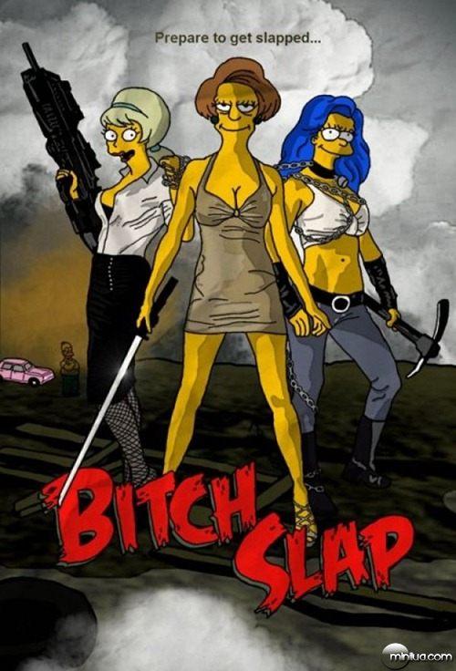 Simpsons parodia (2)