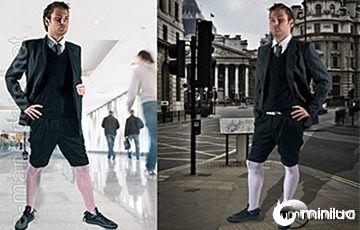 Mantyhose - pantyhose for men as a fashion item