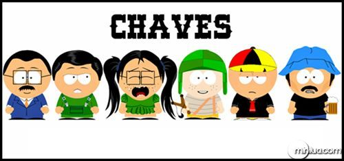 Turma do Chaves - 588x276