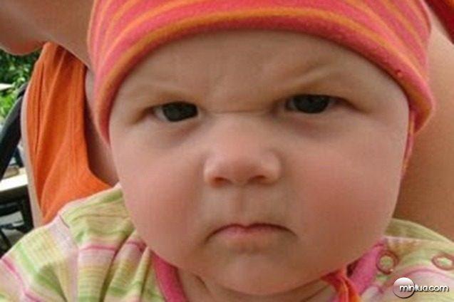 bebe-zangado