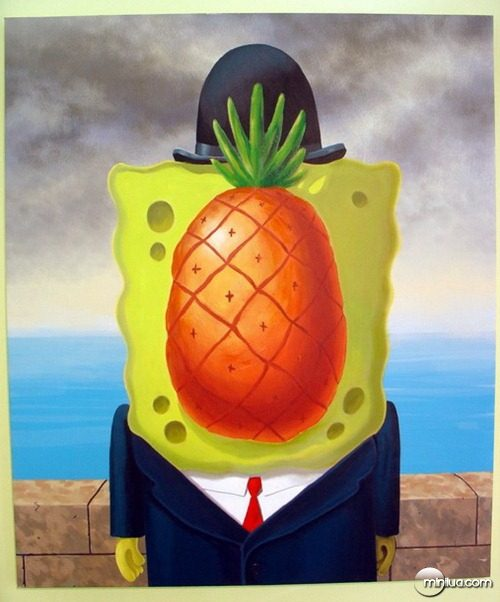 spongebob-famous-paintigs-8