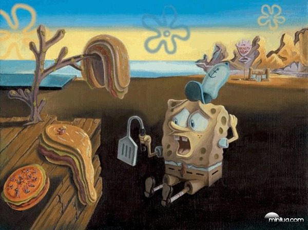 spongebob-famous-paintigs-9