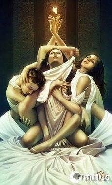 Hands-Deity